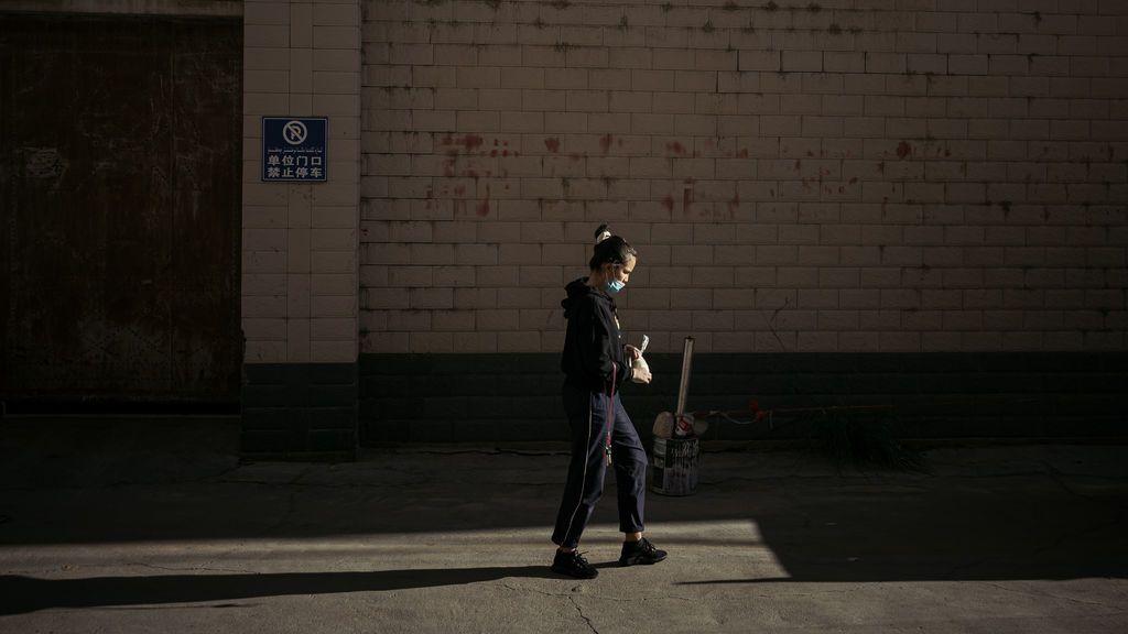 Violaciones campos China