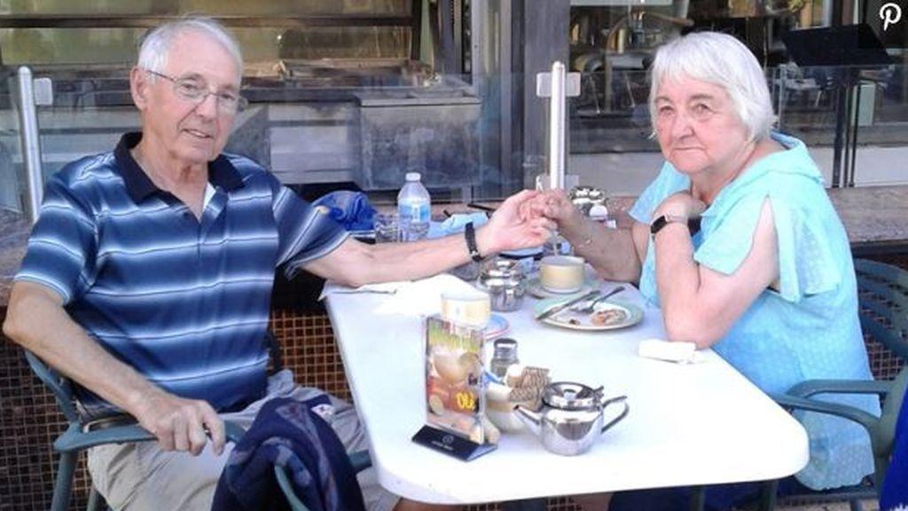 El amor se hace esperar: fueron novios en su juventud y se casan después de 68 años separados