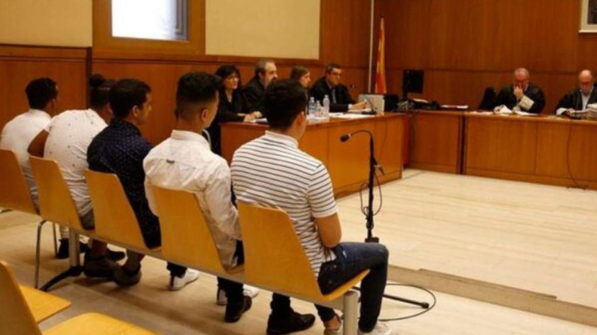 El TSJC confirma la sentencia de la Manada de Manresa