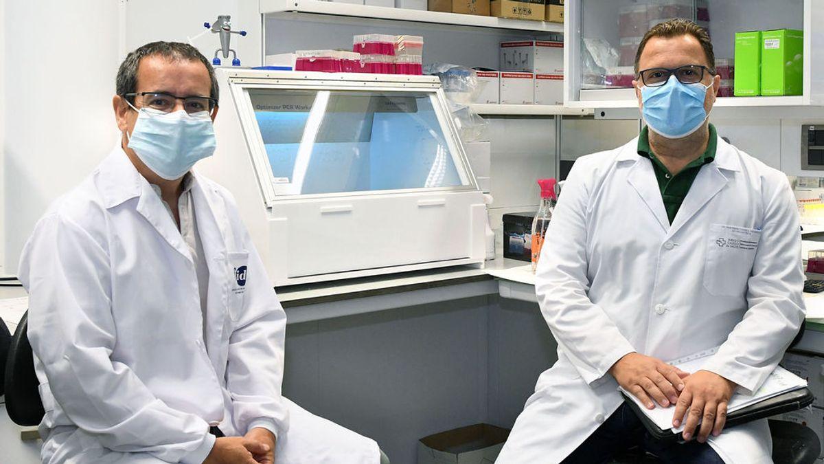 Antonio Salas y Federico Martinón-Torres son profesores en la Facultad de Medicina de la USC