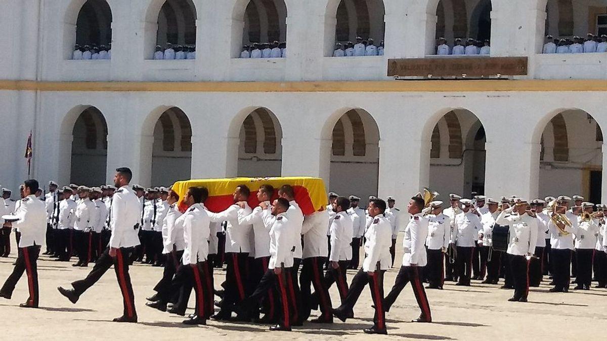 La petición de justicia de la familia de un soldado fallecido en Mali