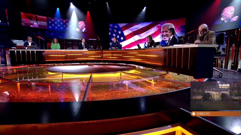 Estados Unidos, en la encrucijada Horizonte Temporada 1 Programa 18 REEMPLAZO