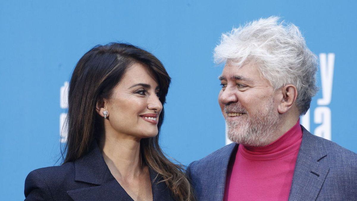 Pedro Almodóvar reúne a Penélope Cruz y Aitana Sánchez-Gijón en su próxima película 'Madres paralelas'