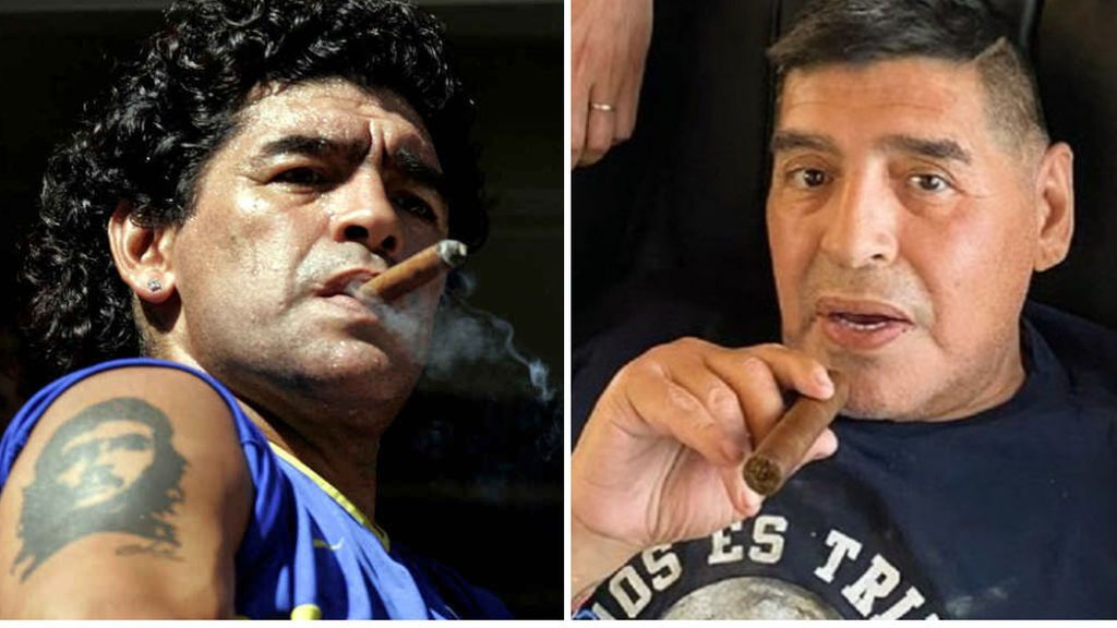 """Los cuidadores de Maradona le daban marihuana y alcohol para """"sacárselo de encima"""": aprovechaban para llevarse chicas a casa"""