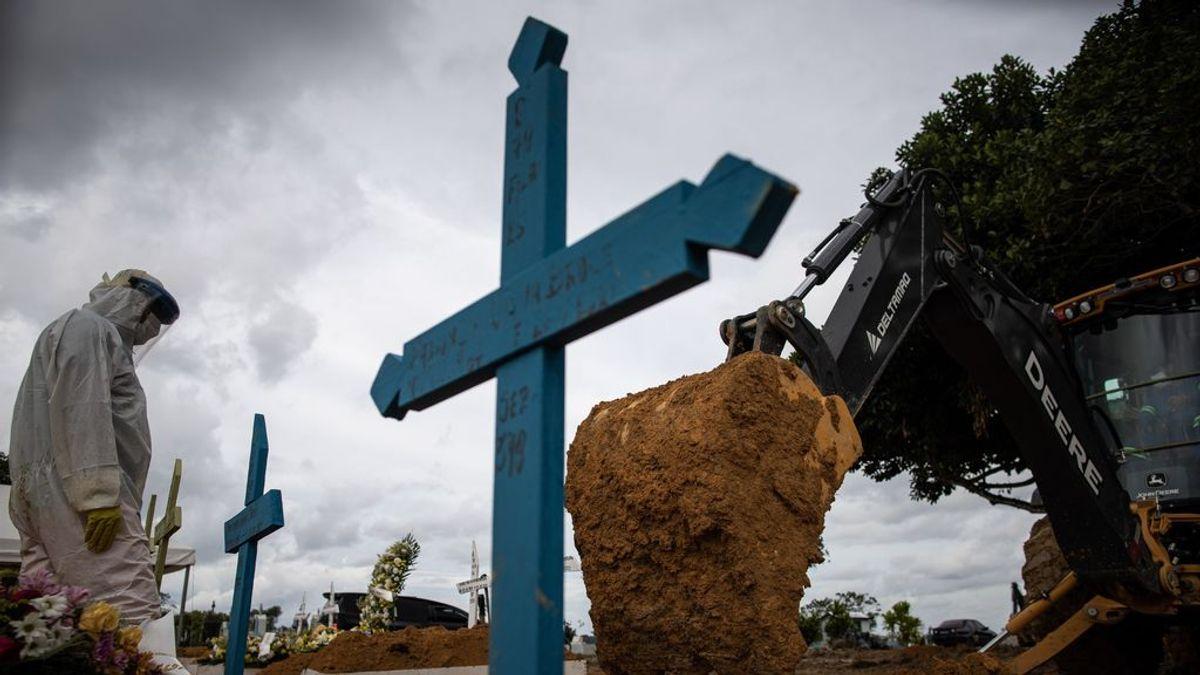 Ni la británica ni la sudafricana: la variante brasileña amenaza con ser la más peligrosa