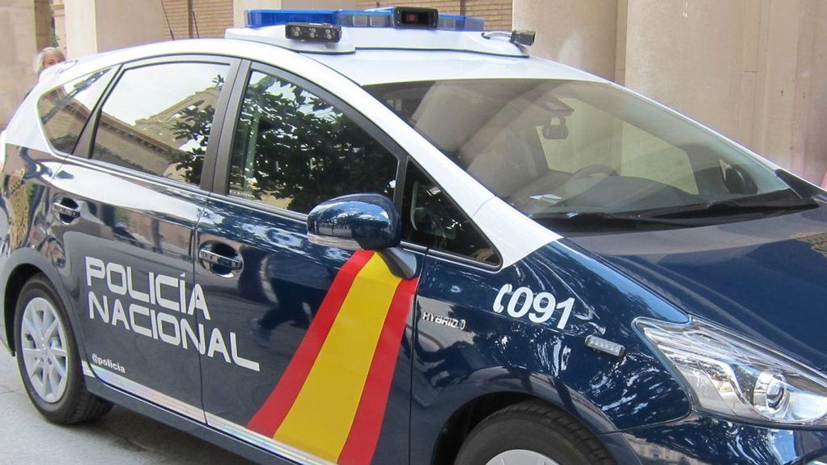 Policía Nacional salva in extremis la vida de una mujer que estaba siendo asfixiada por su marido