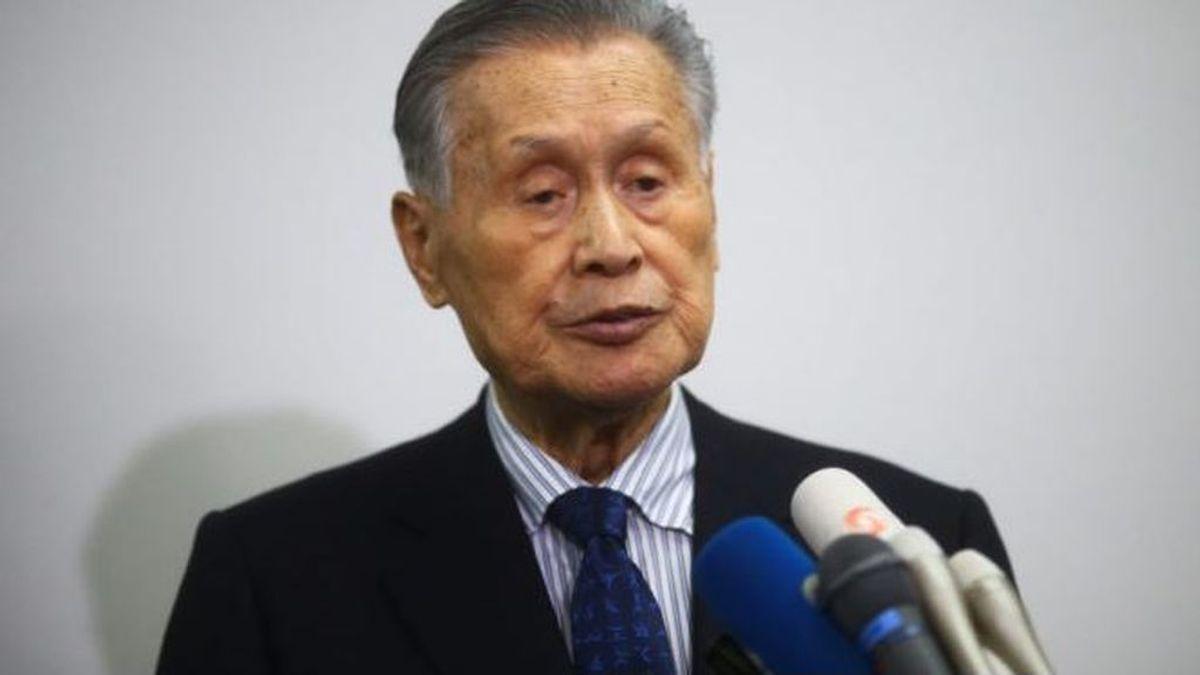 El presidente de Tokio 2020 rechaza dimitir por decir que las mujeres hablan mucho en las reuniones