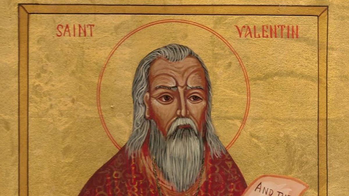 ¿Quién era San Valentín y por qué se le considera el patrón de los enamorados?