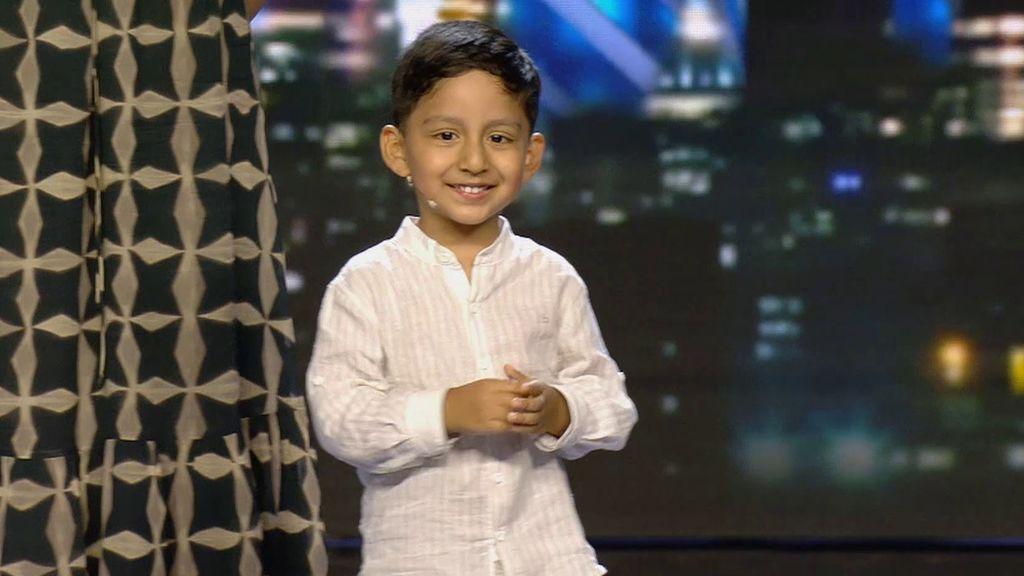 Este niño, con tres años, conoce todas las capitales de los países del mundo