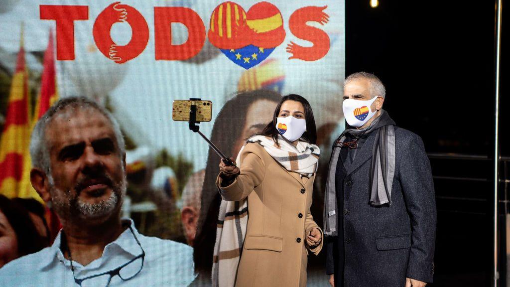 Ciudadanos lanza sus propuestas culturales con música de 'su' propia banda musical: Vitamina C