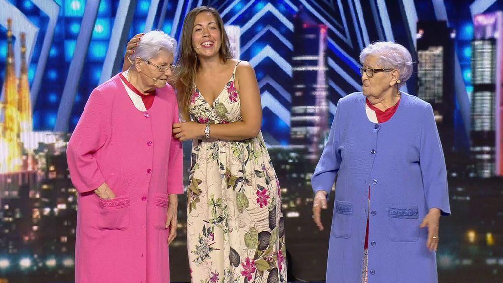 Las abuelas de TikTok revolucionan 'Got Talent'
