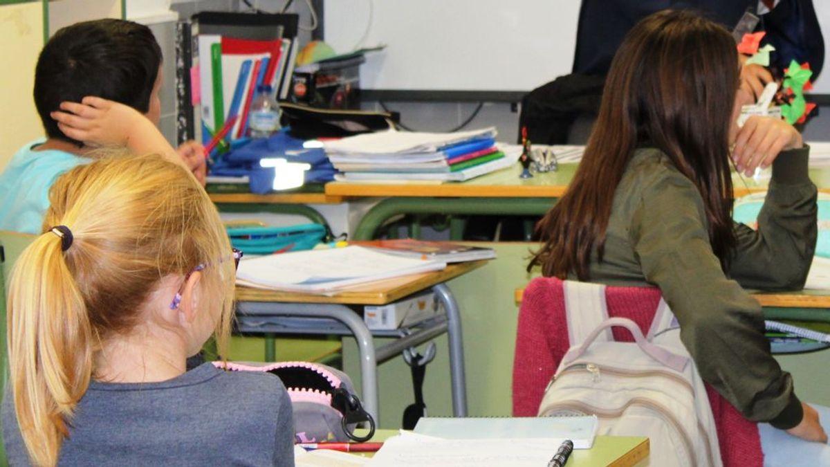 El número de alumnos en cuarentena en Madrid se ha multiplicado por cuatro en dos semanas