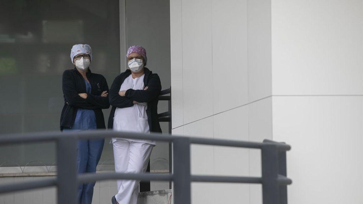 Siguen bajando los hospitalizados en Andalucía, pero se disparan los fallecidos e ingresos UCI
