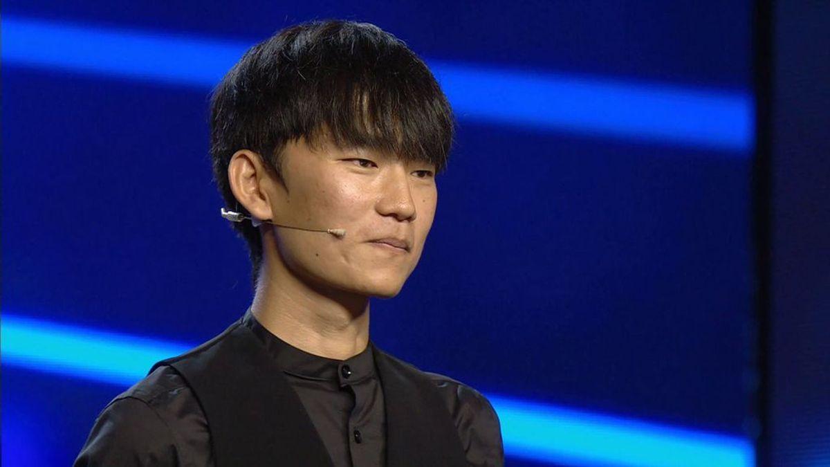 Así ha sido la emocionante actuación de magia de Yao tras años peleando por su sueño