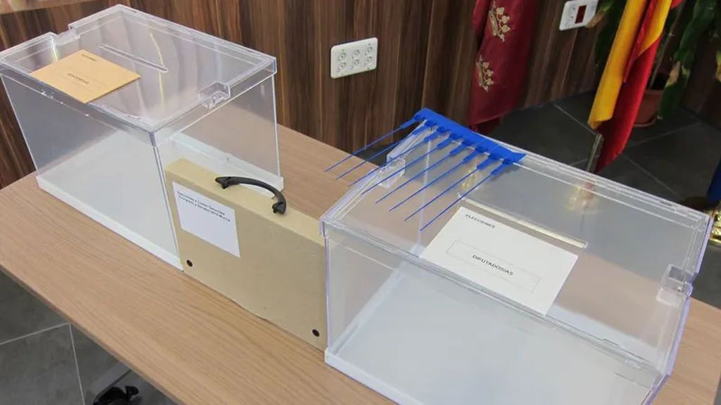 Los suplentes de las mesas constituidas ocuparán el hueco de los eximidos de otras mesas electorales