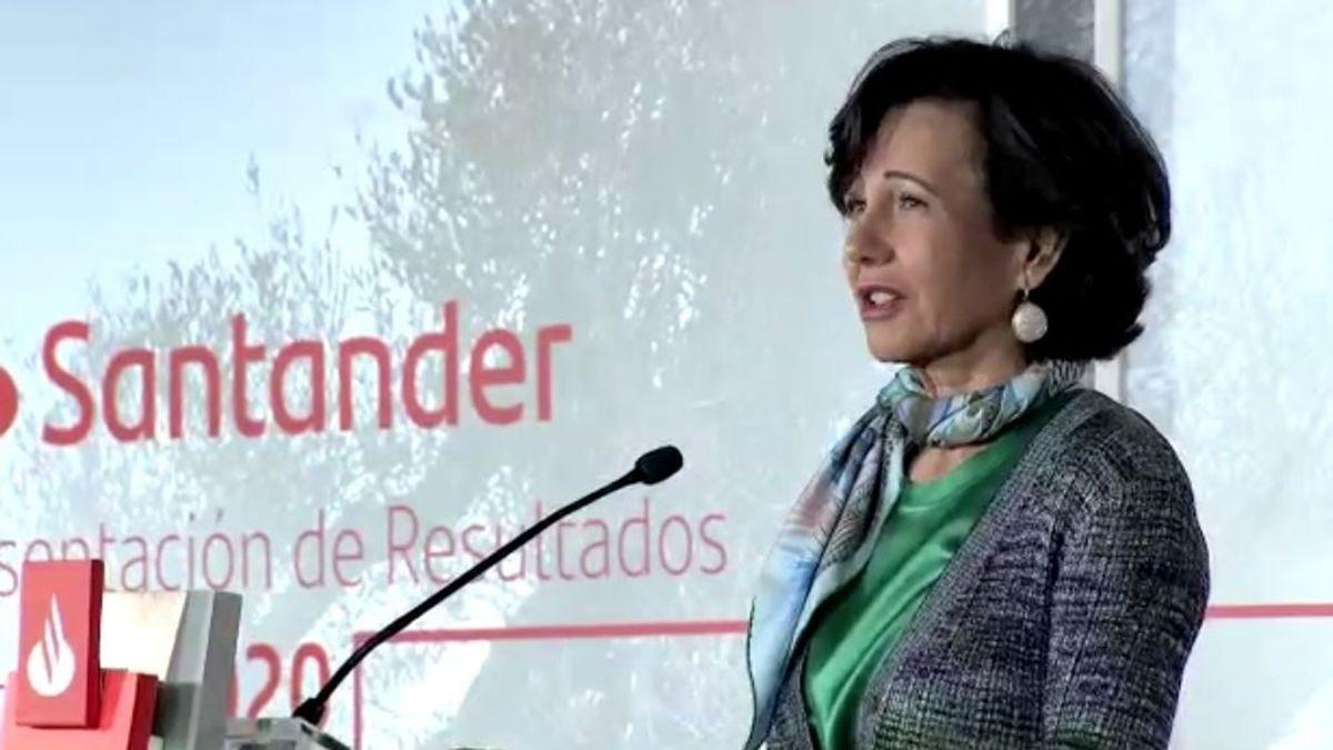 Ana Botín se carteó con un preso de Burgos antes de que pidiera perdón al director de banco al que atracó