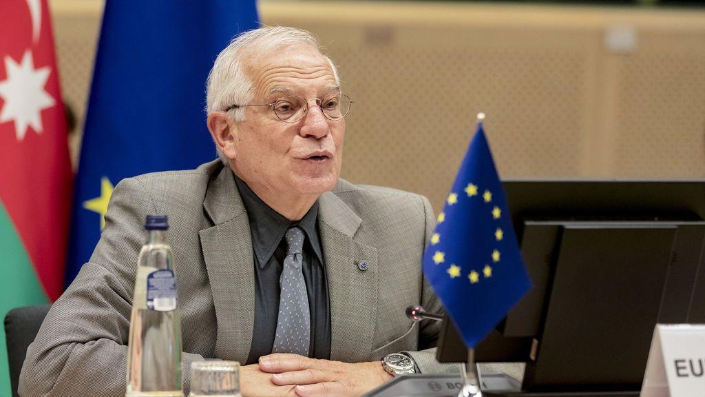 Borrell pide a Rusia la liberación de Navalni y Labrov le responde con los presos independentistas catalanes