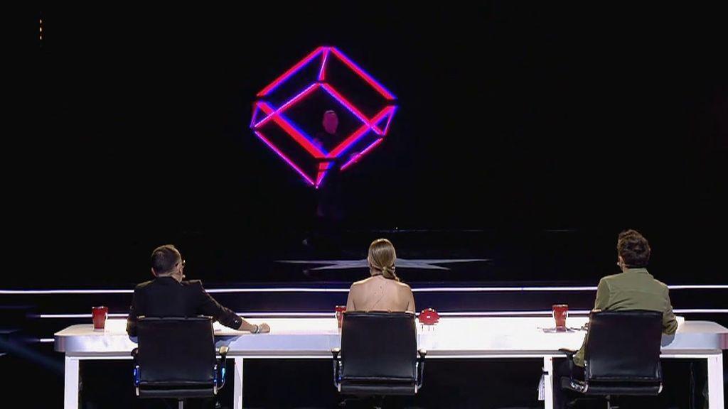 """Edurne y Dani ven talento en Sylvain Adry y Risto cree que solo """"ha movido un cubito"""""""