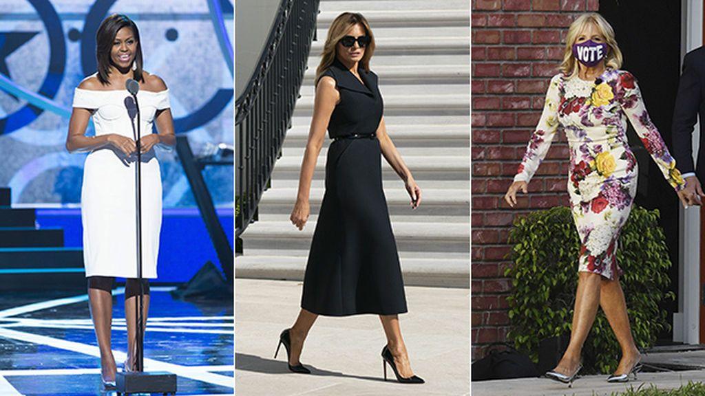 Así ha cambiado el estilo de las primeras damas de Estados Unidos; desde Jackie Kennedy hasta Jill Biden