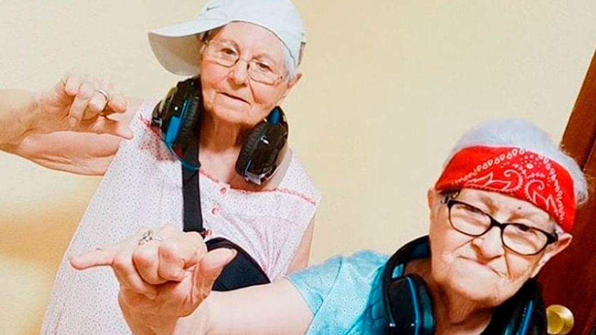 Quiénes son Ana y Paquita, las abuelas tiktokers que ha enamorado a todos en 'Got Talent 2021'