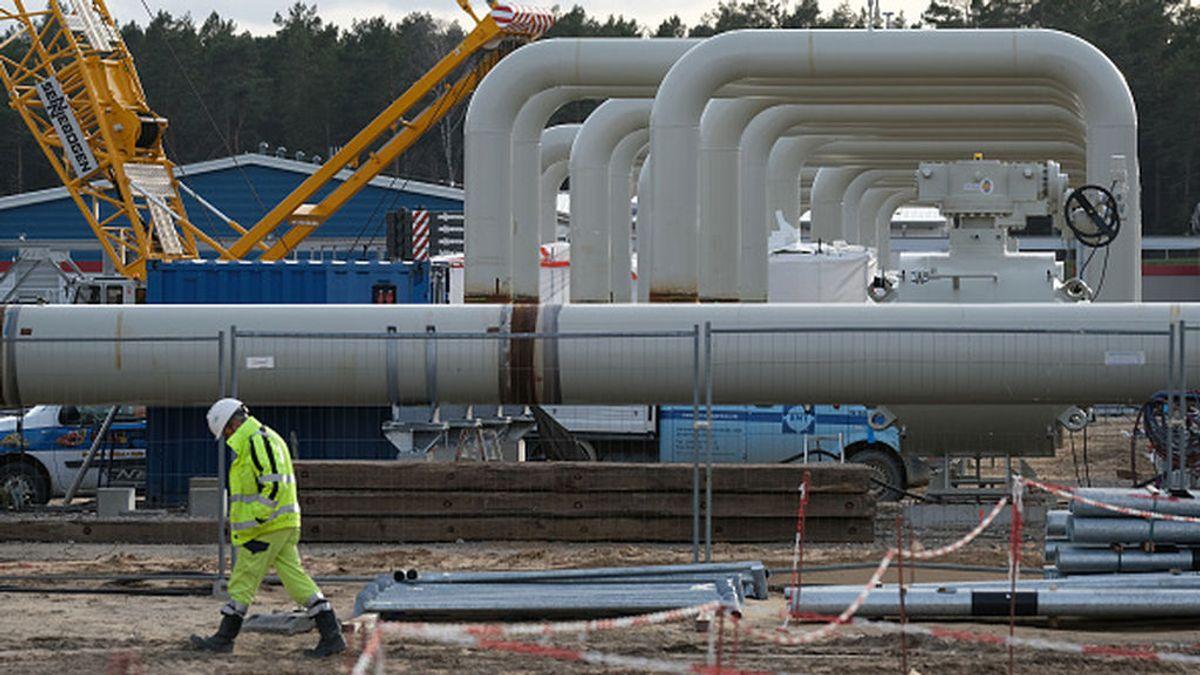 """Señalado por Francia, el """"gasoducto"""" de Putin en Alemania mete presión a Merkel"""