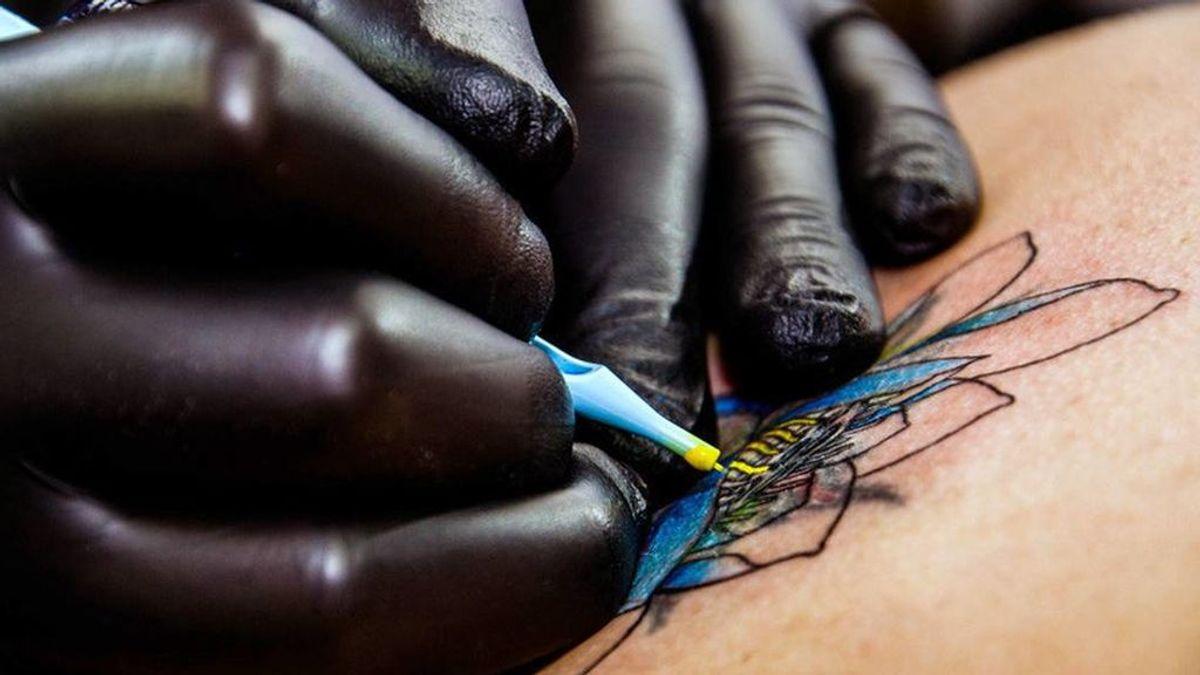 Las diez  zonas más sensibles para hacerse un tatuaje: ¿soportarías el dolor?