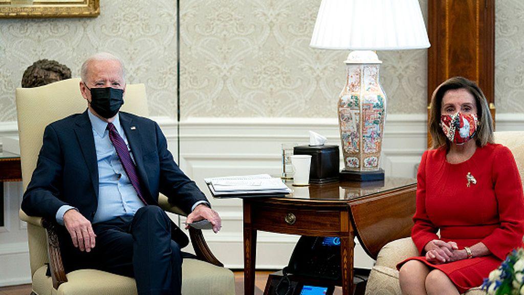 Luna de miel de Biden con los estadounidenses tras las primeras encuestas