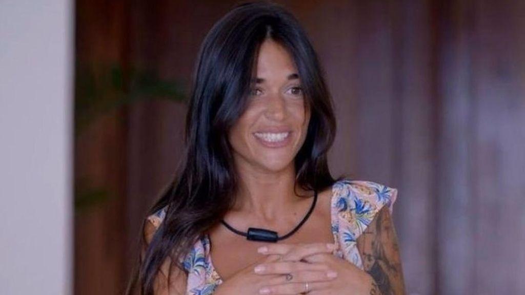 La reacción de Fiama después de que toda España viera su beso con Manuel en 'La isla de las tentaciones'