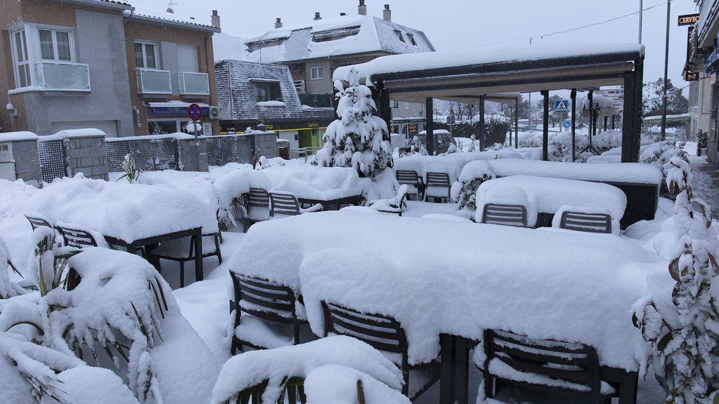 Se confirma: la división del vórtice polar provocó las nevadas de 'Filomena'