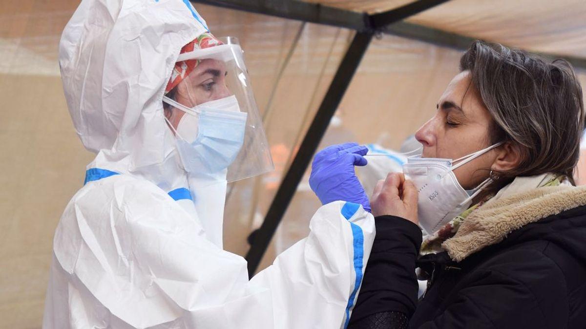 España mantiene a la baja los casos de coronavirus