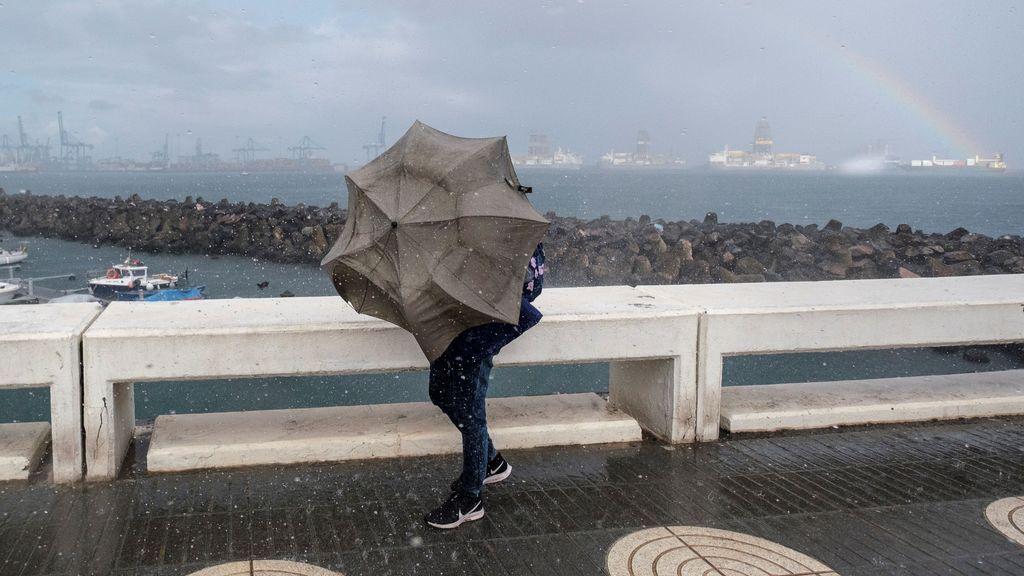 Una vaguada extenderá las lluvias y el frío: el tiempo para el primer fin de semana de febrero