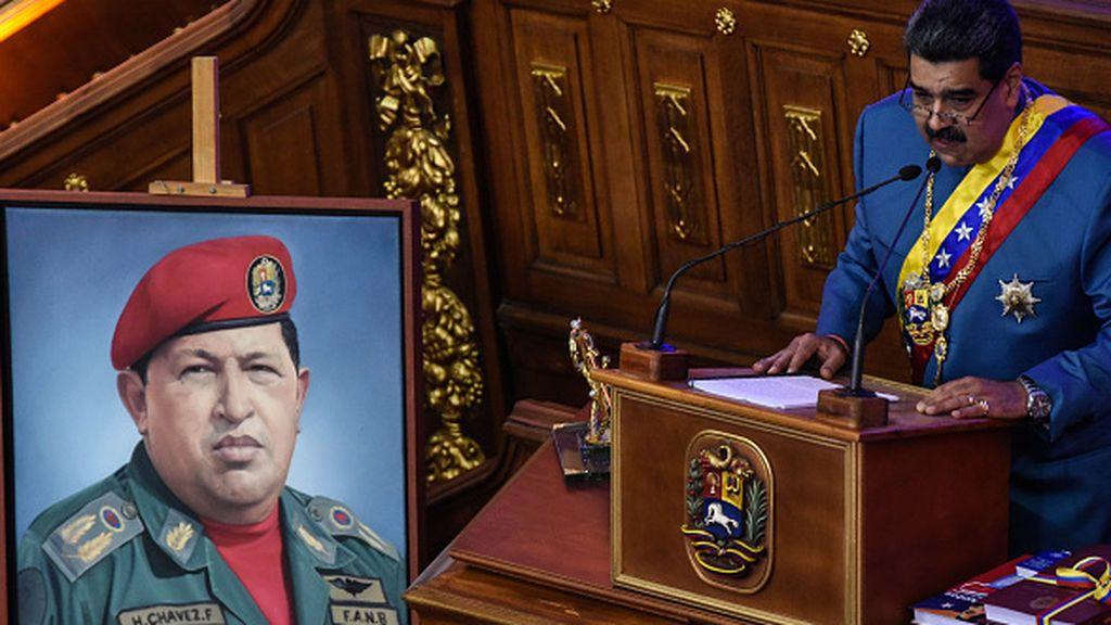 """Biden reconoce a Guaidó como """"presidente interino"""" de Venezuela"""