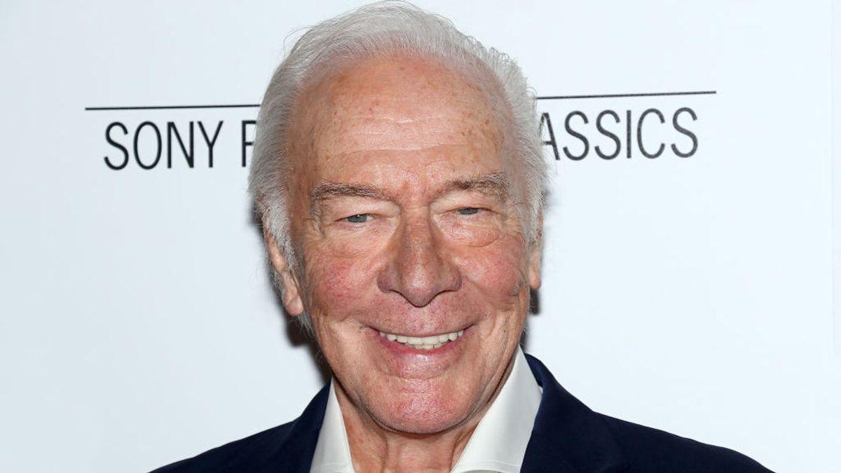 Muere el actor canadiense, Christopher Plummer, a los 91 años