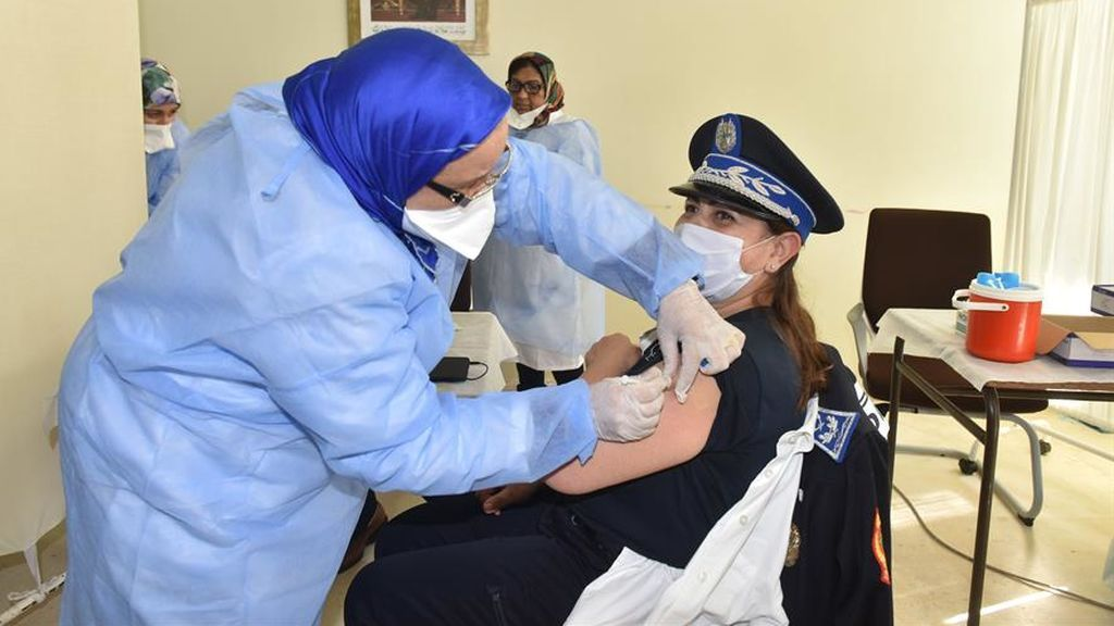 Marruecos vacunas