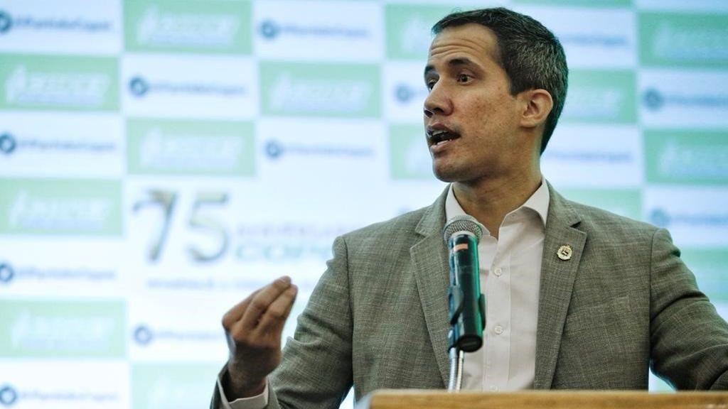 La Asamblea Nacional de Venezuela controlada por el Gobierno anuncia varios cargos contra Guaidó