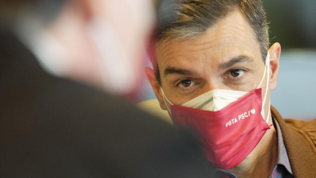 Sánchez responsabiliza al independentismo de que los comicios sean el 14-F