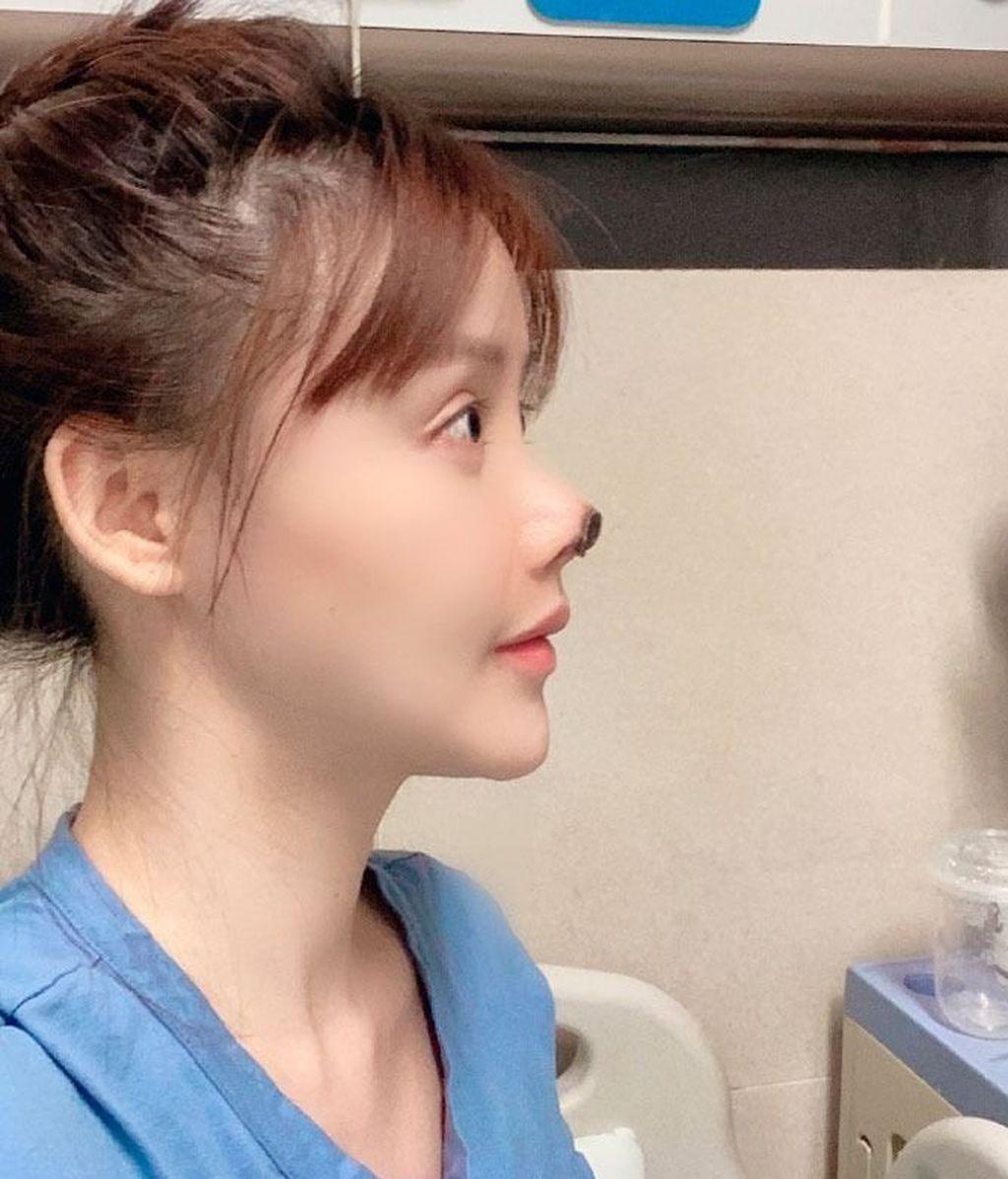 Gao Liu en el hospital