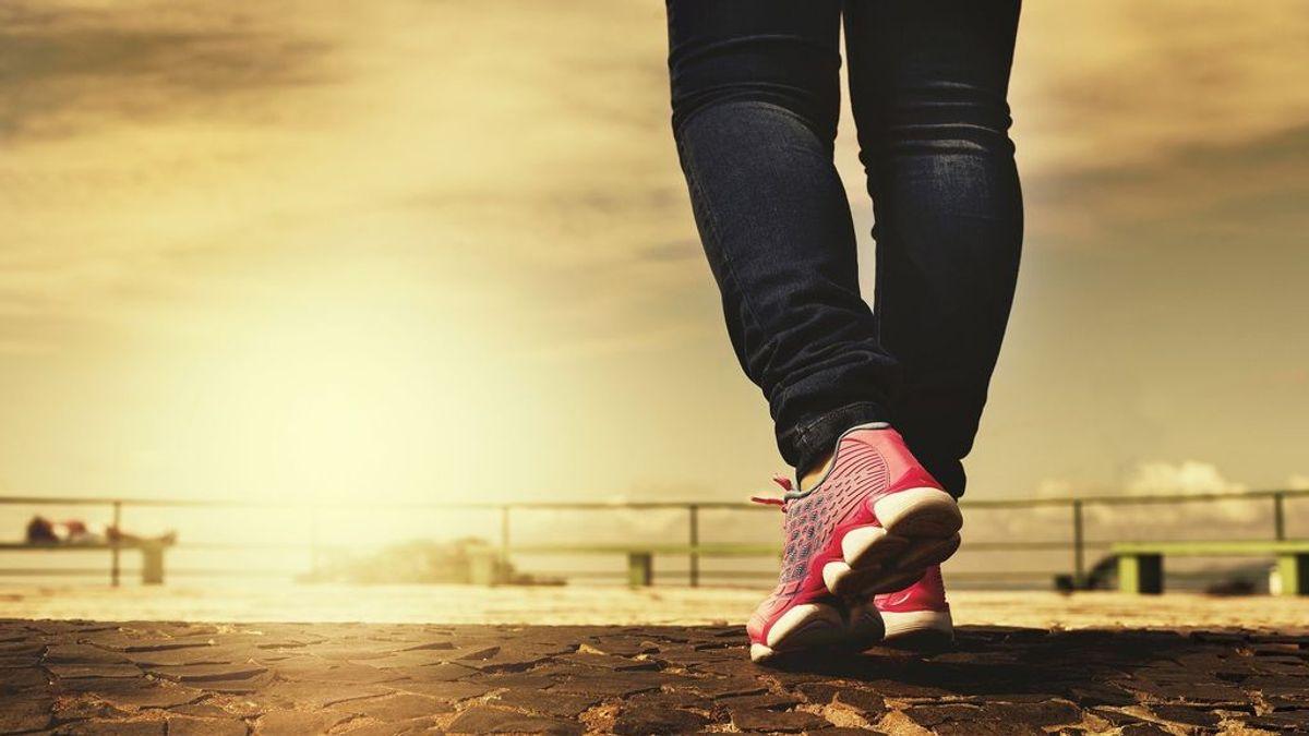 El número ideal de pasos que hay que dar al día para mantenerse en forma, según los expertos