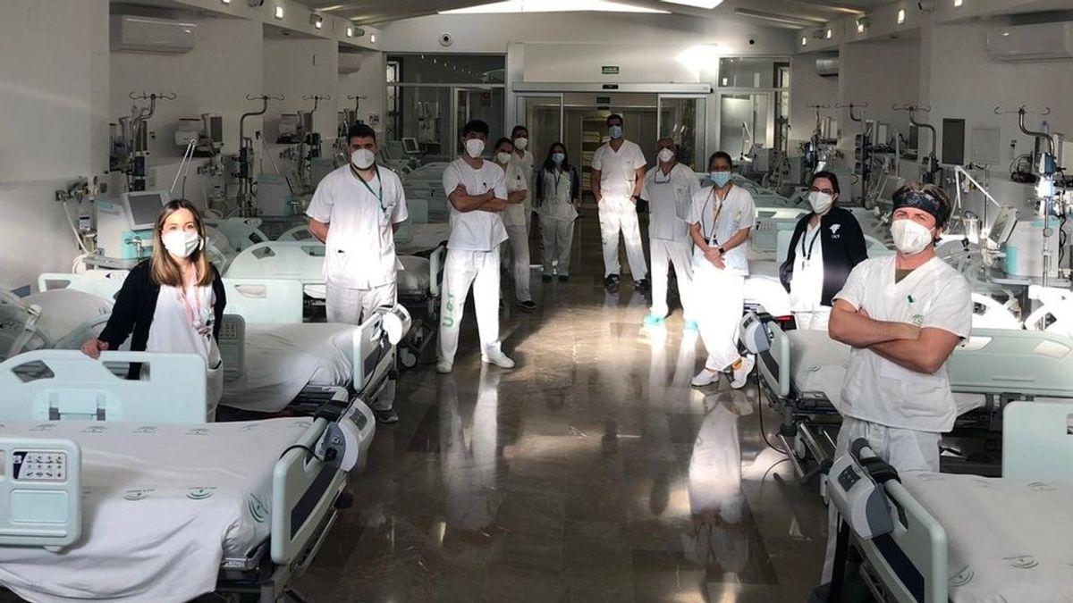 Se consolida el descenso de contagios y la estabilización de las hospitalizaciones en España