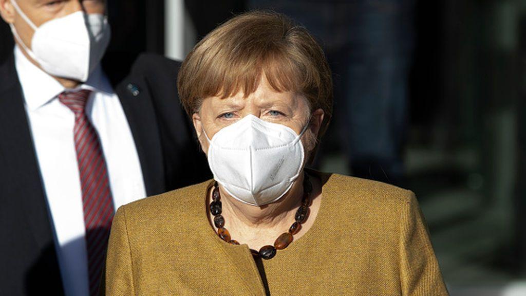 La 'gran coalición' de Merkel aprueba nuevas ayudas a los más afectados por la pandemia