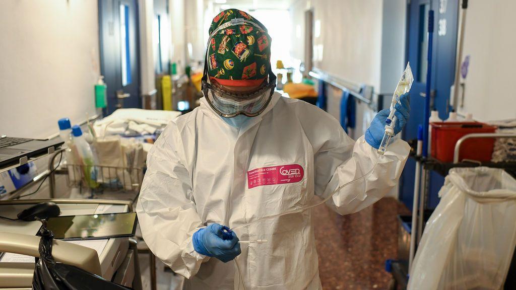 La Comunidad Valenciana registra 88 muertos, 3.117 nuevos contagios y tiene 496 ingresados menos
