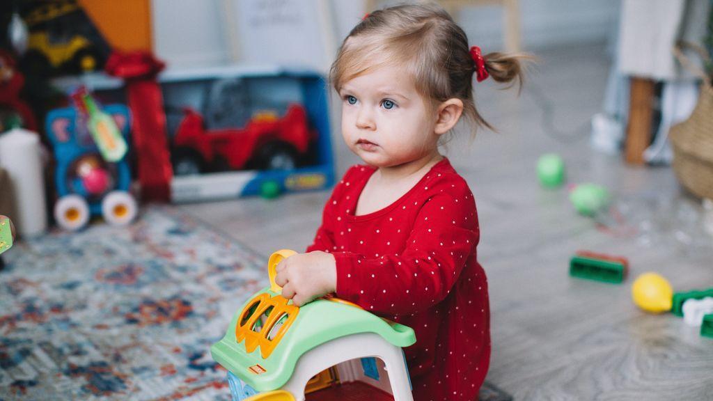 Mi bebé va a empezar a ir a la guarde: 8 consejos para sobrellevar los primeros días