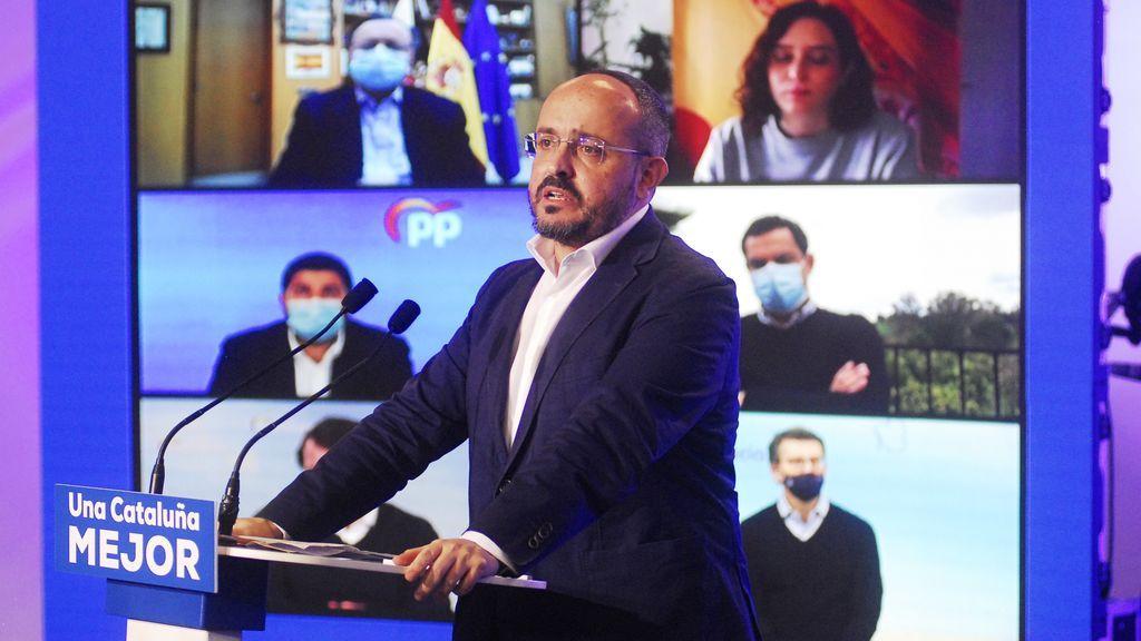 """Alejandro Fernández dice que """"el PP no es Bárcenas, es Miguel Ángel Blanco y Paco Cano"""""""