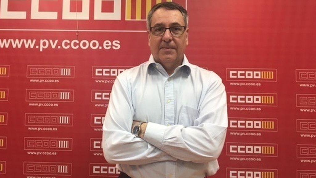 El líder valenciano de CCOO, Arturo León, dimite tras saltar a la luz de que se vacunó contra la covid