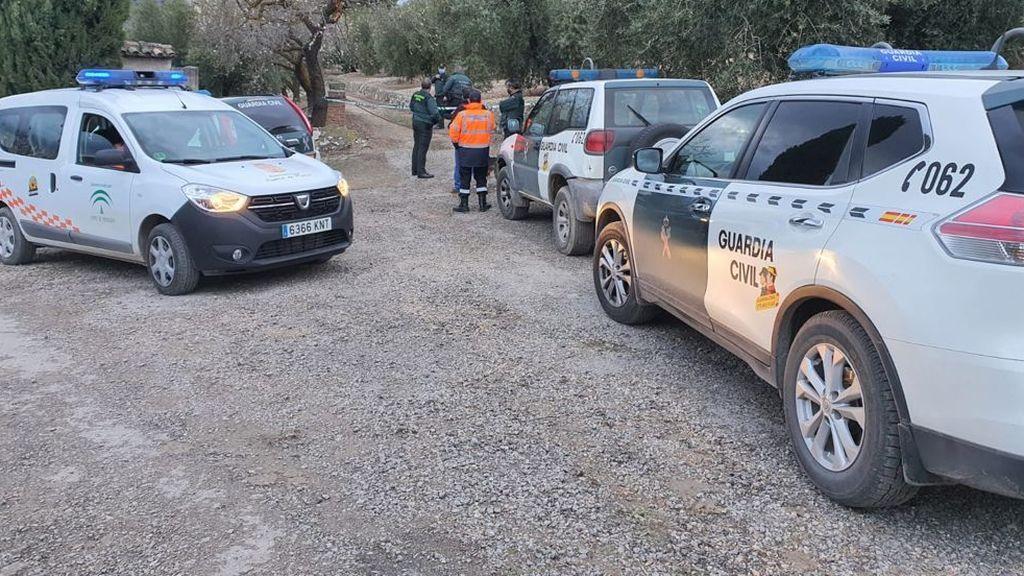 Desaparecido tras derrumbarse una nave en Granada
