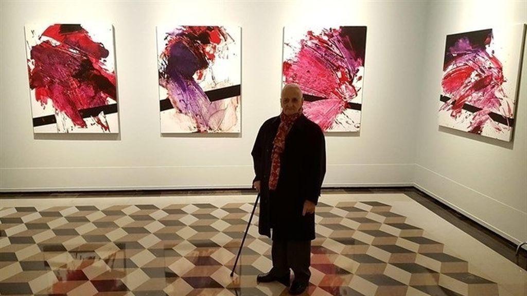 Muere el pintor Luis Feito, a los 91 años, como consecuencia del Covid-19
