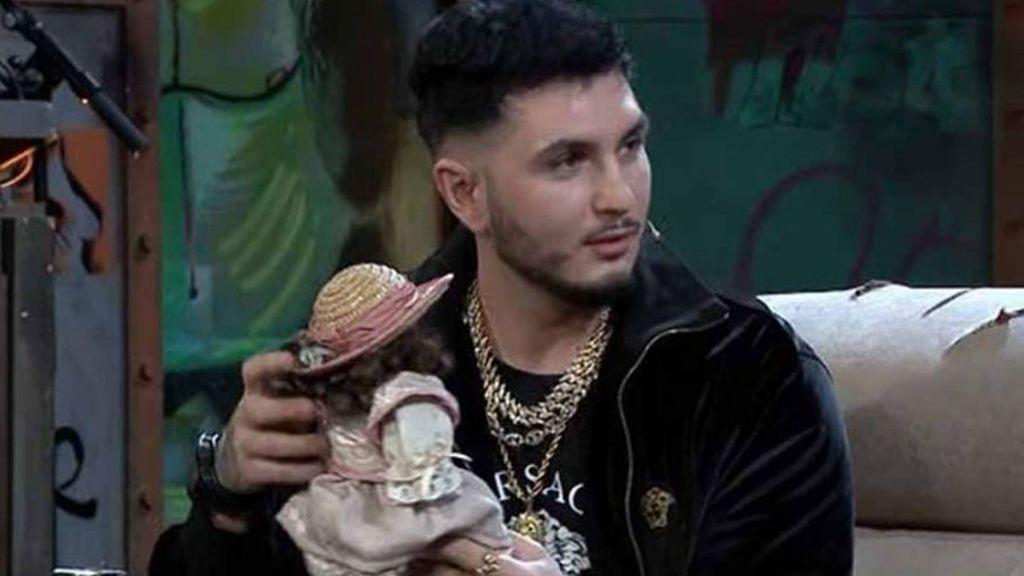 La muñeca de Omar Montes