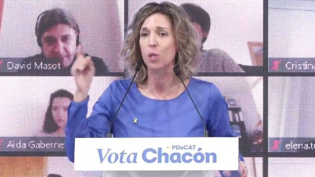 """El PDECat afea a Junts estar en el """"tripartito independentista de izquierdas"""" con CUP y ERC"""