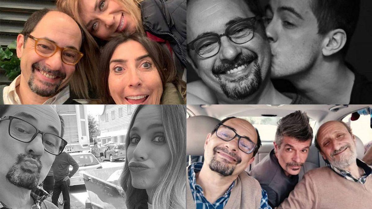 Los actores de 'La que se avecina' se vuelcan con Jordi Sánchez tras ser ingresado por coronavirus