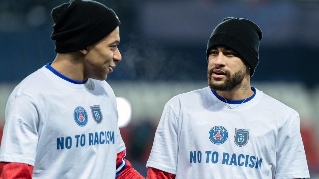 Mbappé y Neymar mantienen una gran relación.